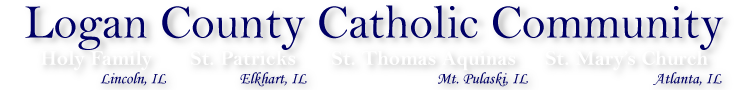 Logan County Catholic Community